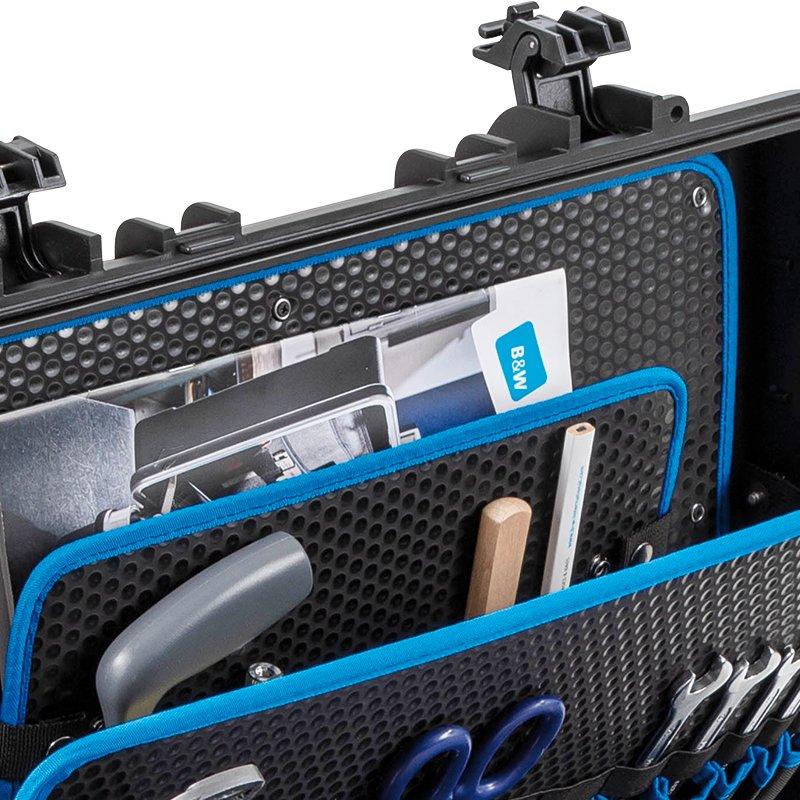 Mehr Platz für Werkzeug