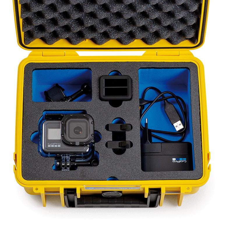 Inlay für eine GoPro 8