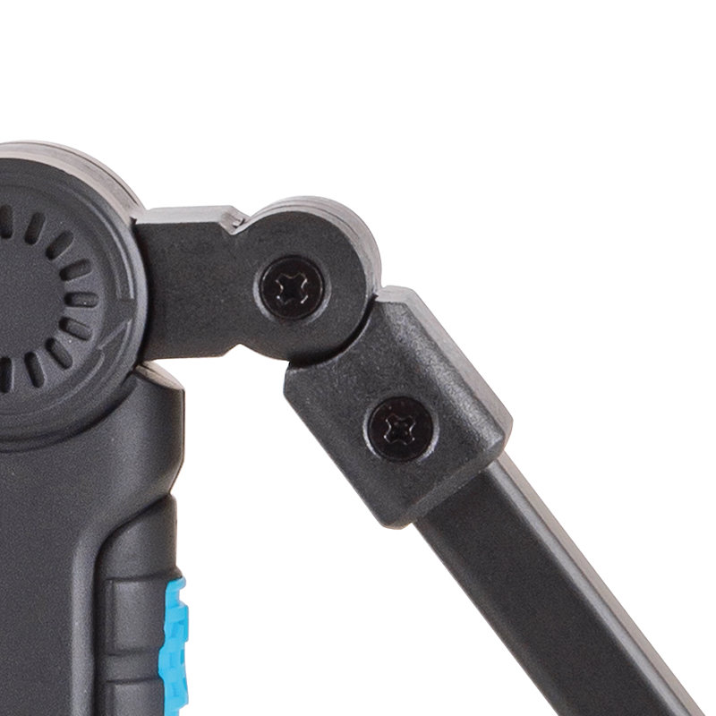 Swivel-mounted up to 360°
