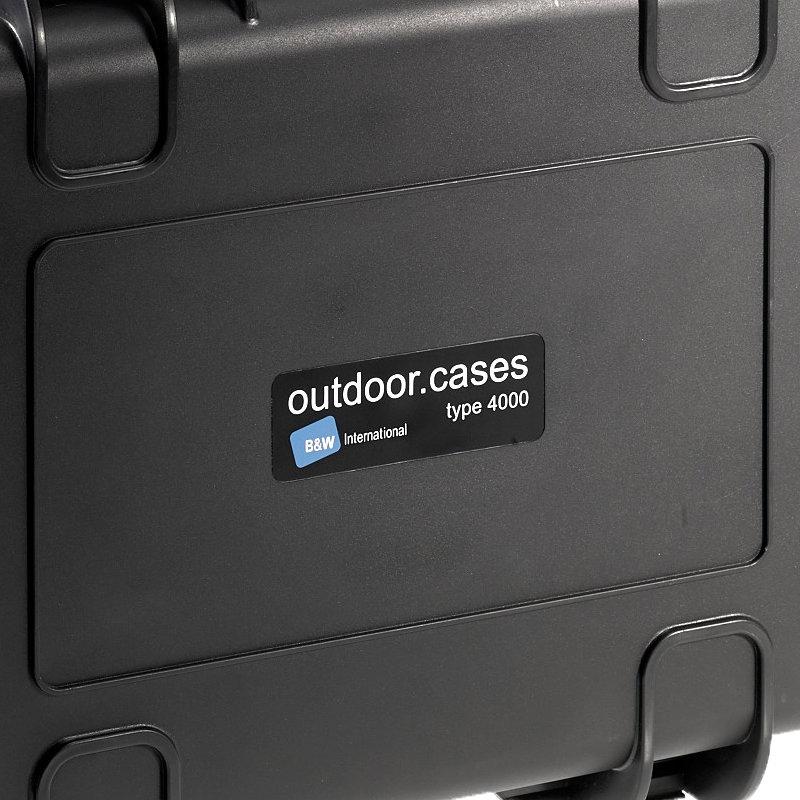 Custom case interior