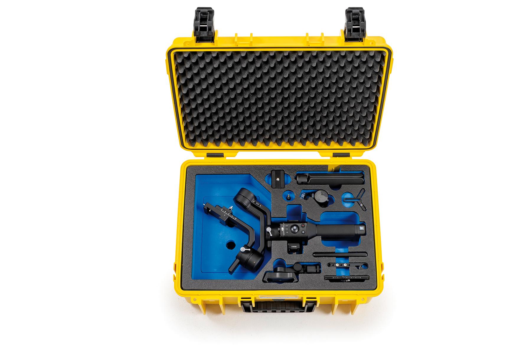 type 5000 DJI Ronin SC Pro Combo | outdoor.case