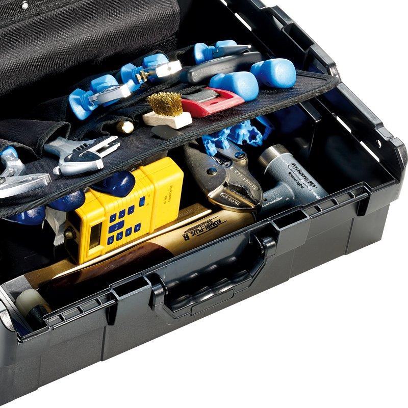 Kofferschalen aus ABS Kunststoff