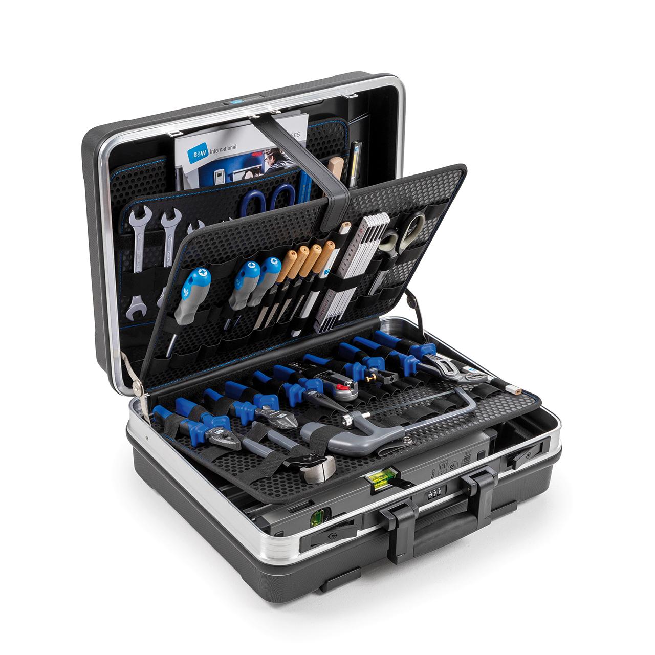 B&W tool.case base