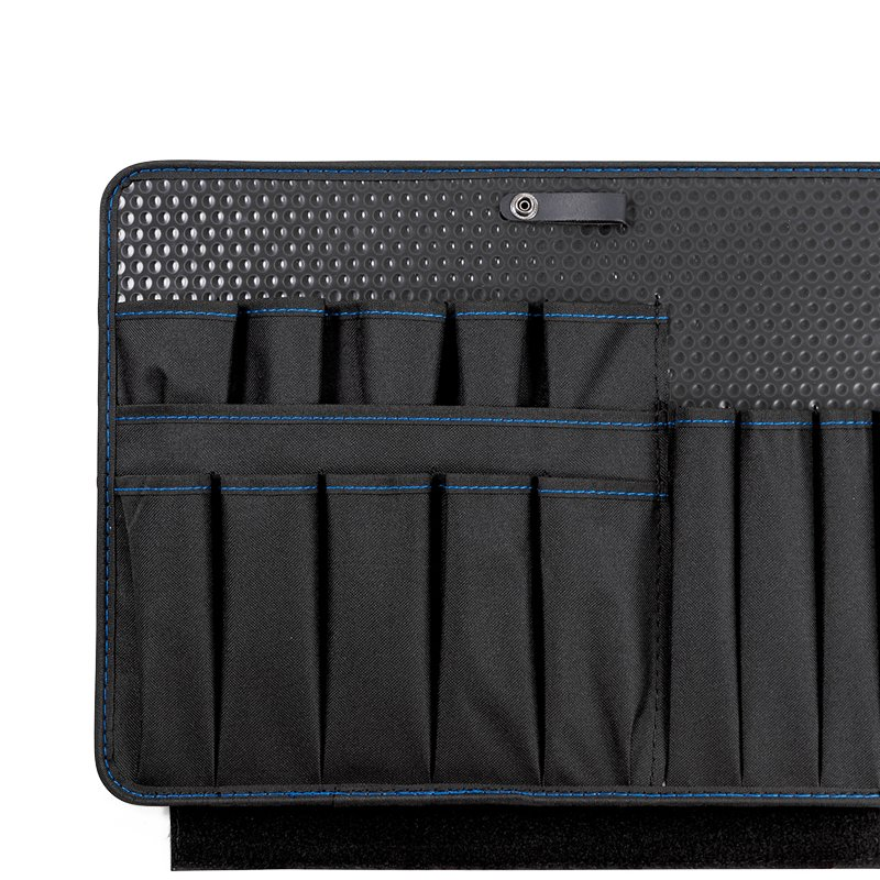 Set consists of two tool boards with pockets
